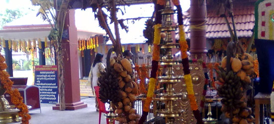 Aazhi Pooja Festival