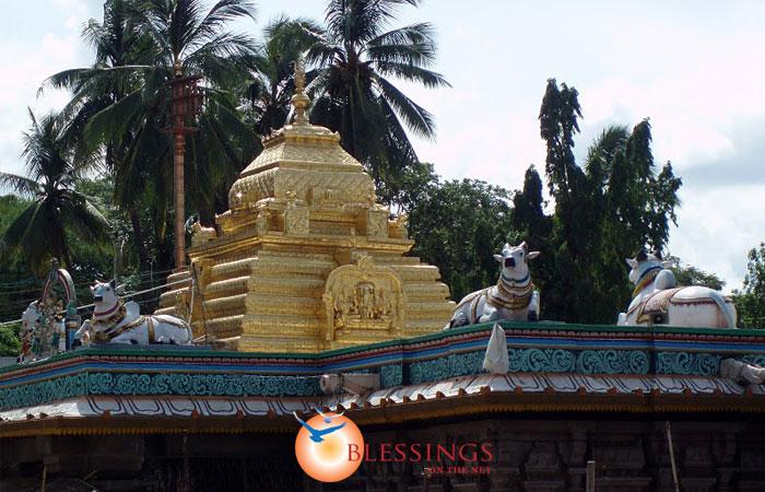Photo Gallery - Mallikarjuna Temple Srisailam - Jyotirlinga Temples In India