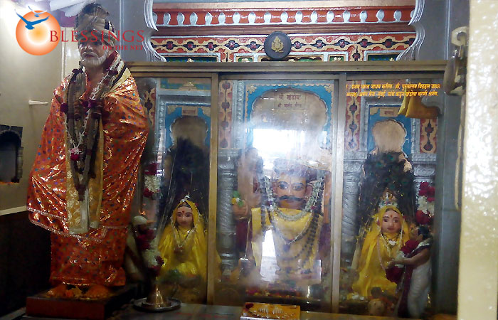 Khandoba Temple Shirdi