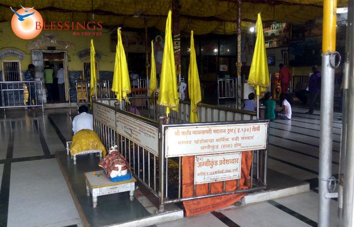 Khandoba Temple Shirdi