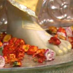 Shirdi Saibaba feet