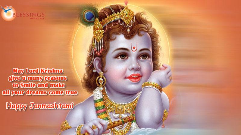 Lord Krishna Greetings