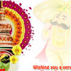 Wishing you a Happy Onam