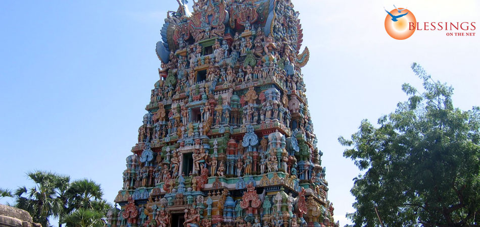 Vaikundanatha Perumal Temple Divya Desam Srivaikuntam