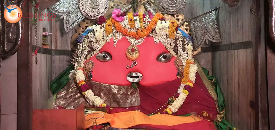 Lord Bhairava With His Consort Bhairavi - FindMessages.com