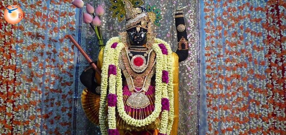 Festival Celebrations In Nathdwara