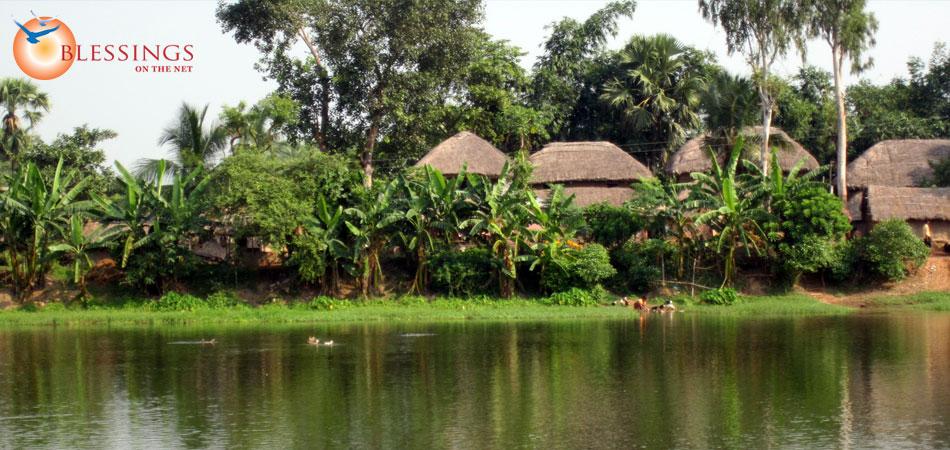 Visva bharati university shantiniketan for Shantiniketan tagore