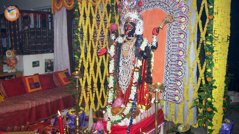 Mahanisha Kali Puja