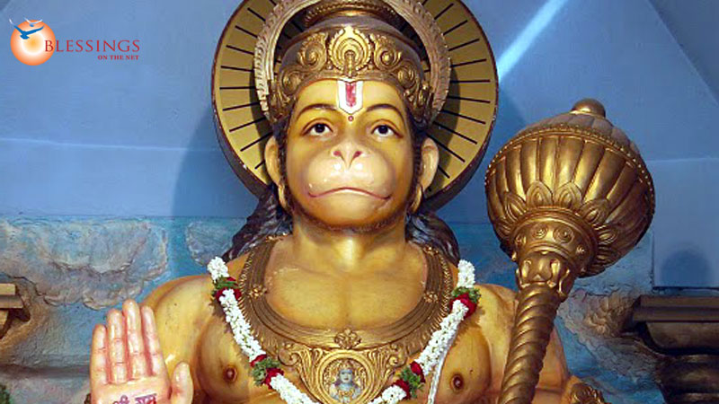 how to see god hanuman