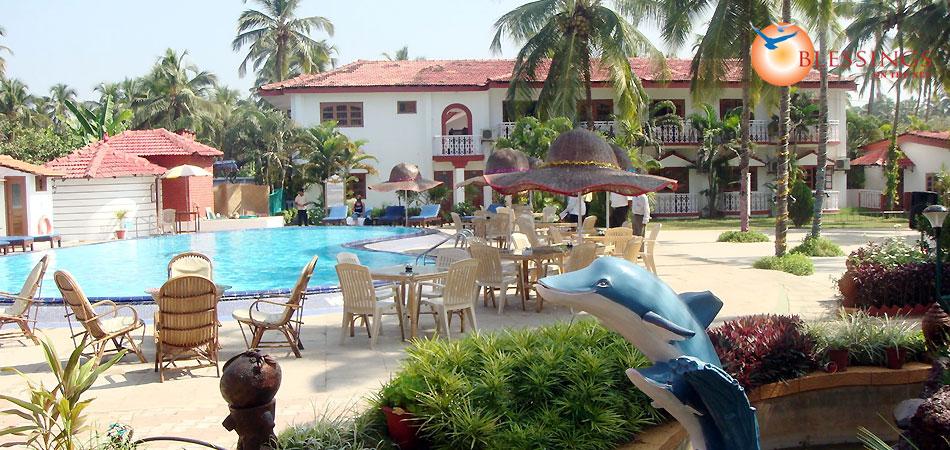 Marquis Beach Hotel Goa