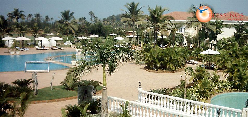 zuri varca white sands resort and casino