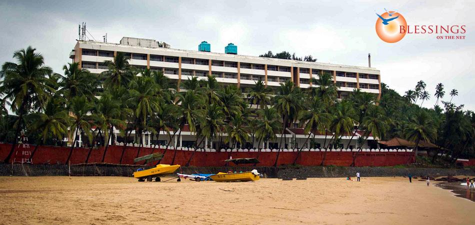 The Bogmallo Beach Resort