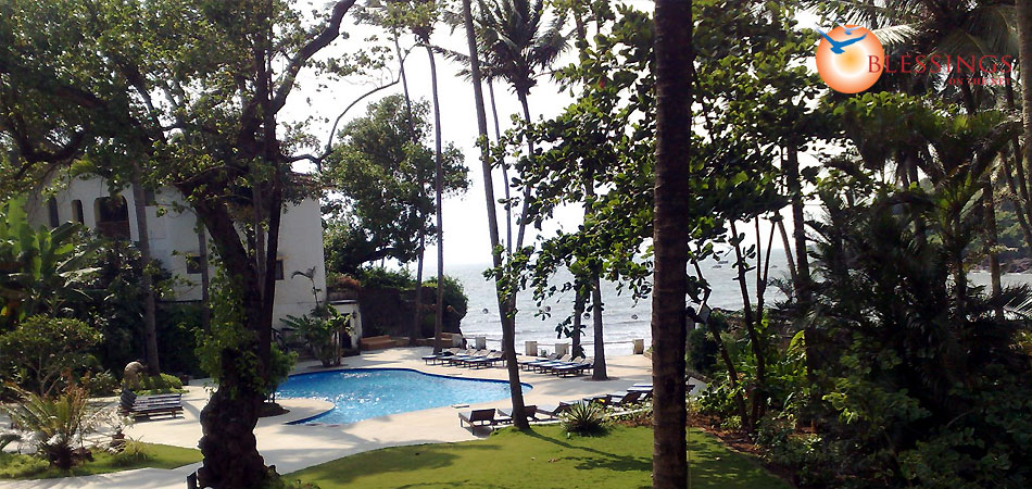 O Pescador The Dona Paula Beach Resort