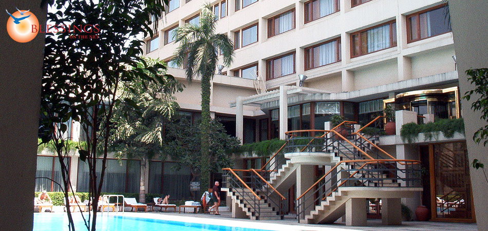 The Oberoi Hotel New Delhi