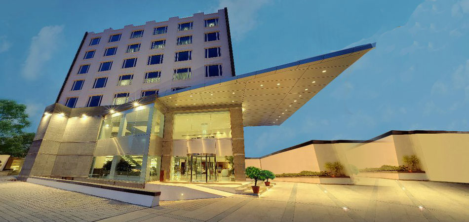 The Pride Hotel Bangalore