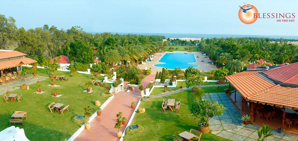 Chariot Beach Resort Accomodation Enquiry