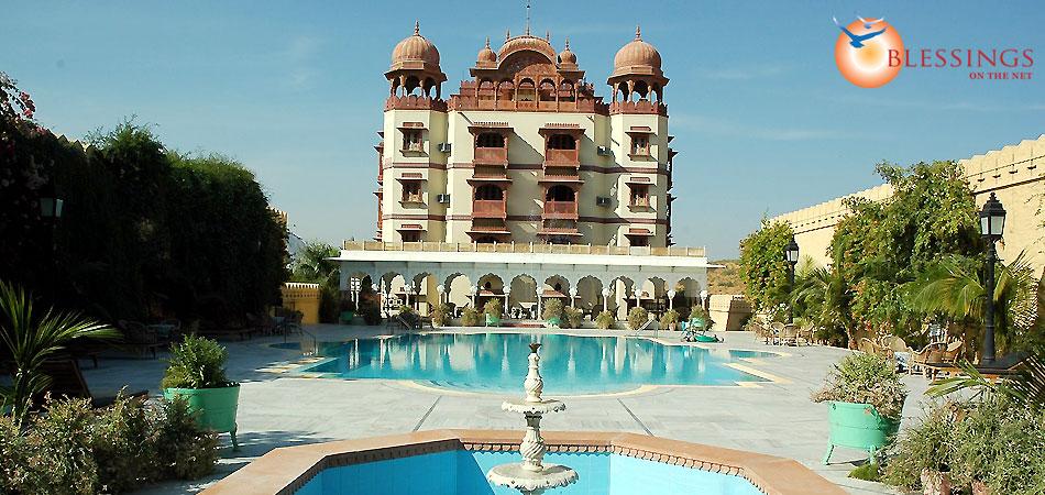 Rajasthan Jagat Singh Palace Hotel