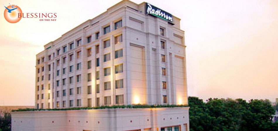 The Radisson Hotel