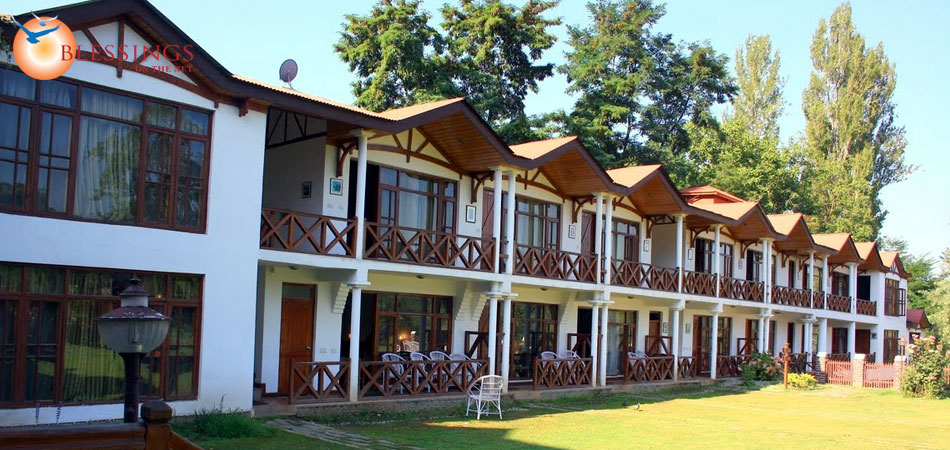 Fortune Resort Heevan Srinagar