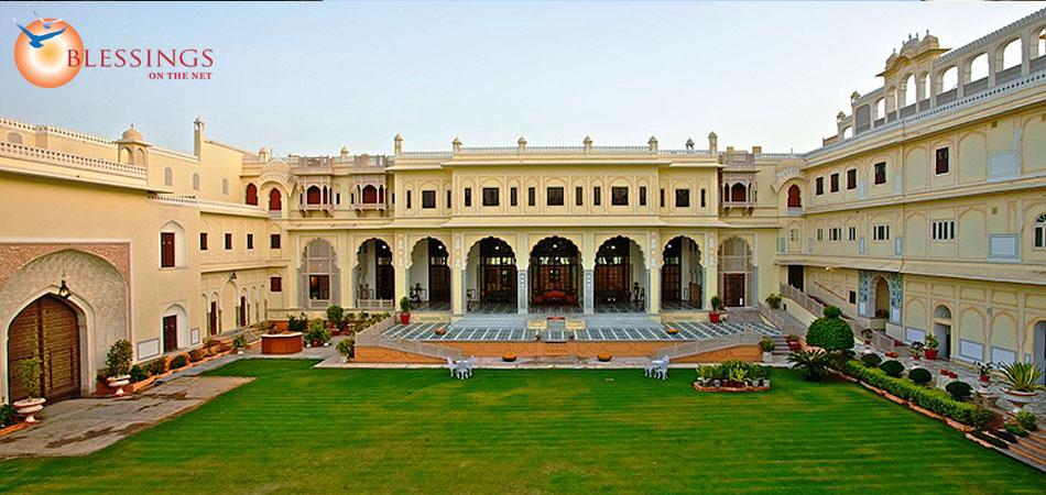 The Sujan Raj Mahal Palace Jaipur Rajasthan