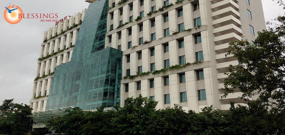 Hotel Sayaji Pune Contact