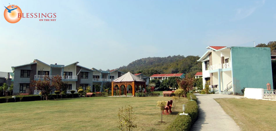 Corbett Aamod Resort and Spa