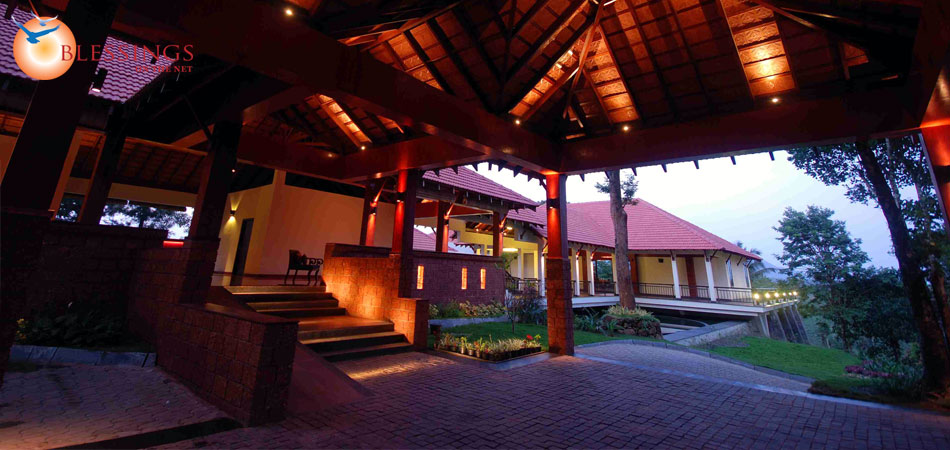 Windflower Resort and Spa, Vythiri