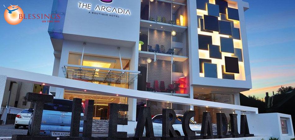 The Arcadia Coimbatore