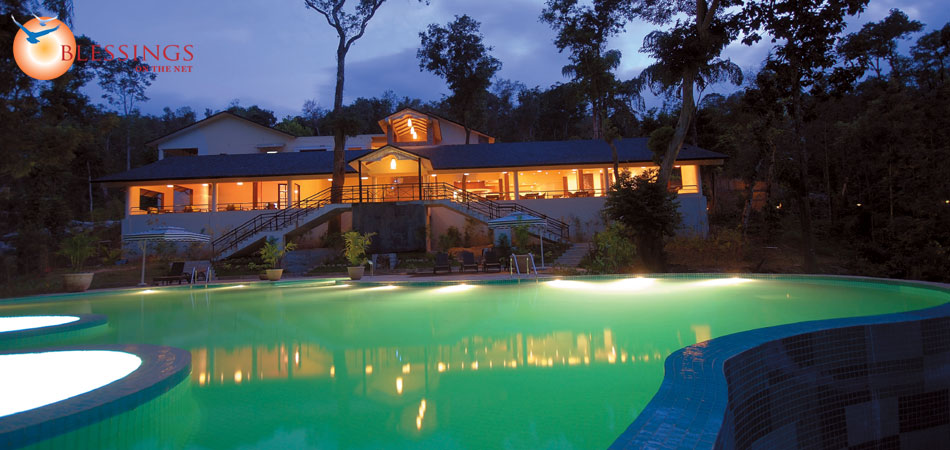 Windflower resort and Spa Coorg