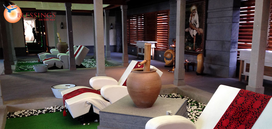 5bbc8f9f516 Hotel St.Laurn Meditation and Spa - Contact