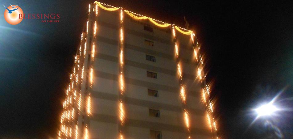 Hotel Poonja International - Contact