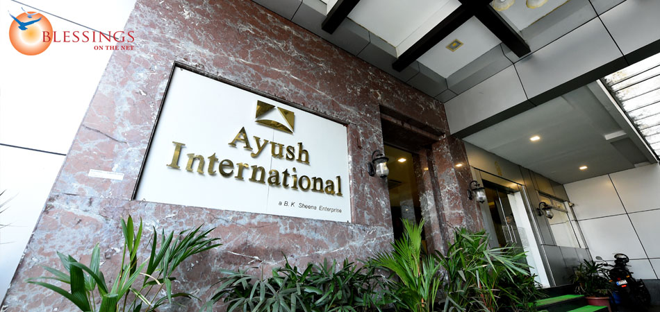 Ayush International Hotel