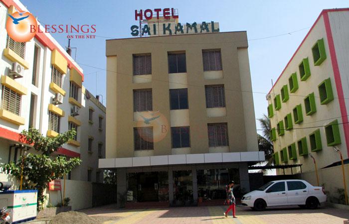 Hotel Sai Kamal Shirdi Hotels Near Shirdi Saibaba Temple Maharashtra