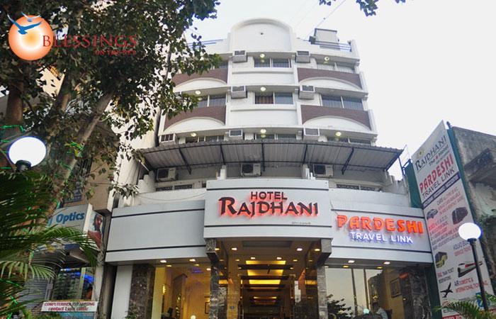 Hotel Rajdhani, Pune