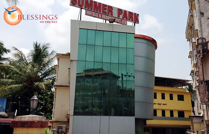 Contact hotel summer park in udupi hotels and for Contact hotel