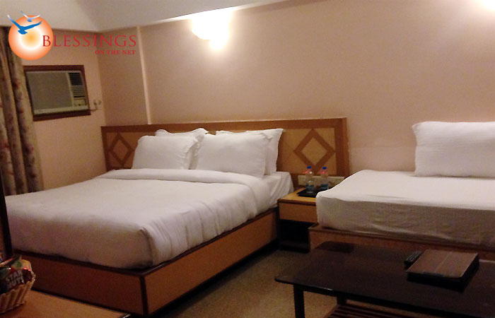 Triple Bed Ac rooms