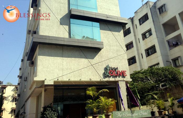 Hotel Olive, Pune