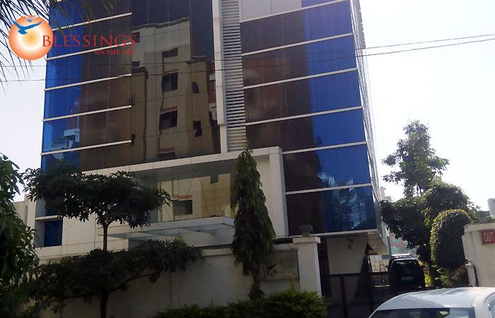 Hotel New Leaf, Pune