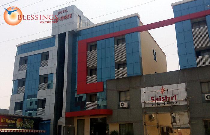 Hotel Saishree, Shirdi