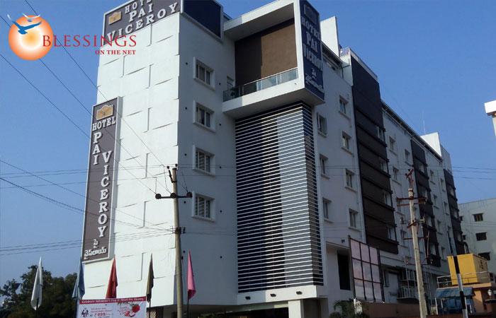 Hotel Pai Viceroy, Tirupati
