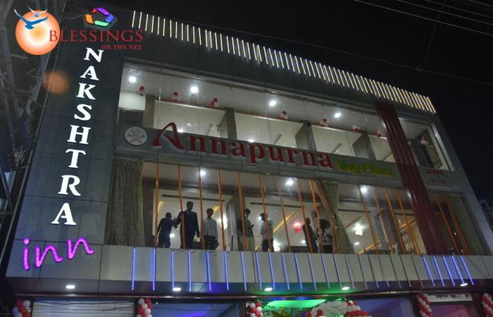 Hotel Nakshtra Inn, Shegaon