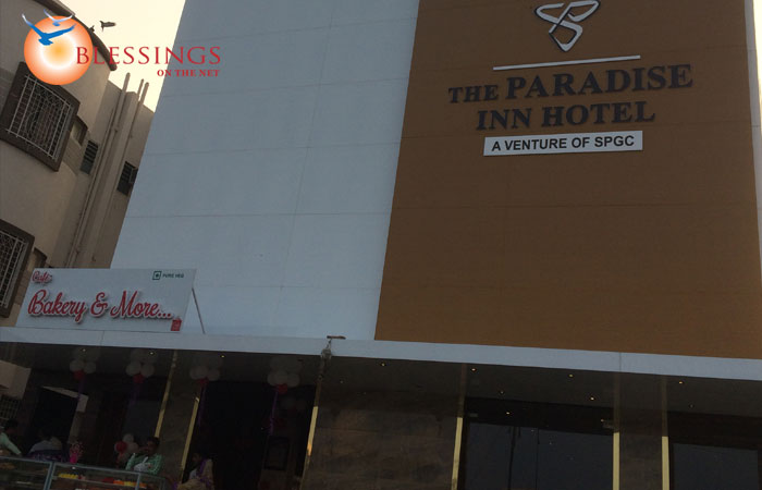 The Paradise INN Hotel, Shirdi