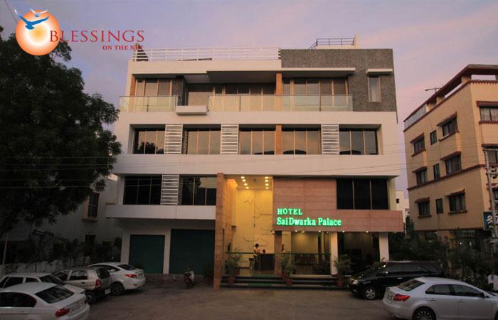 Hotel Sai Dwarka Palace, Shirdi