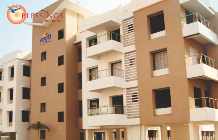 Saburi Apartments, Shirdi