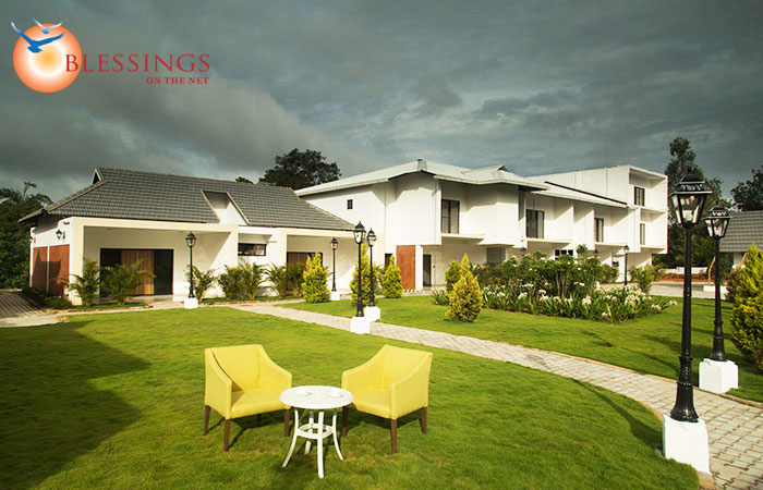 The Yellow Bamboo Resort, Coorg