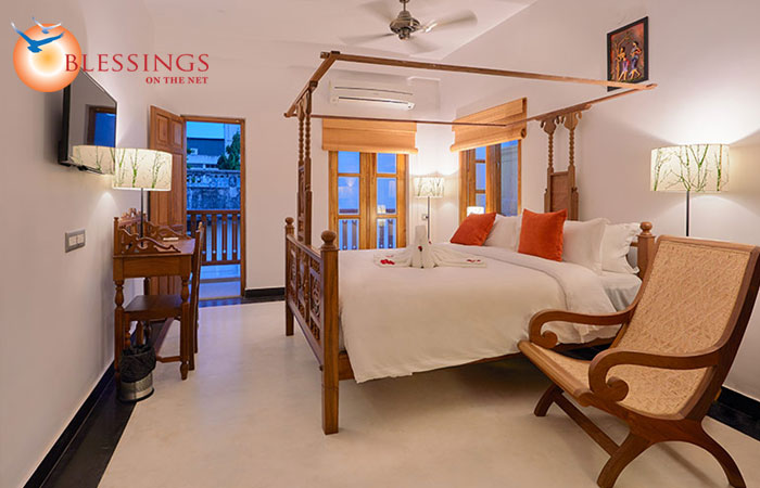 Hotel Villa Krish, Pondicherry