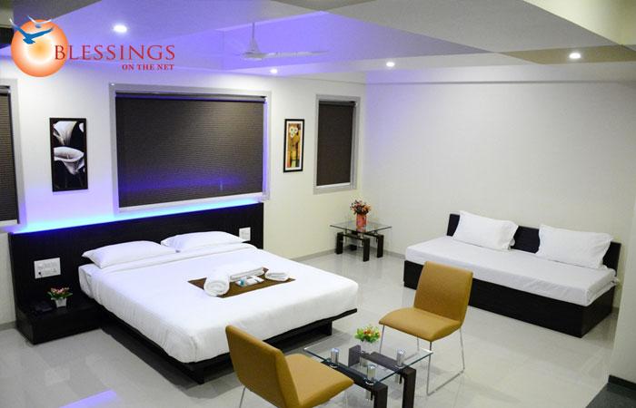 Hotel Ramkrishna Executive, Solapur