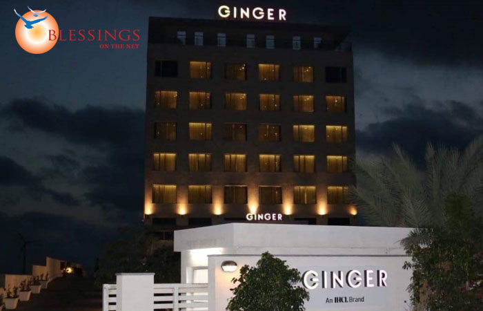 Hotel Ginger Dwarka