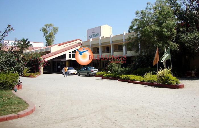 Hotel Sai Leela, Shirdi