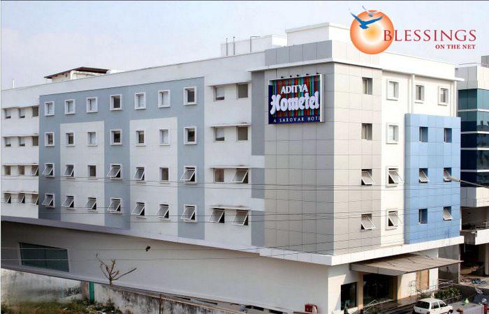 Sarovar Hotels Aditya Hometel